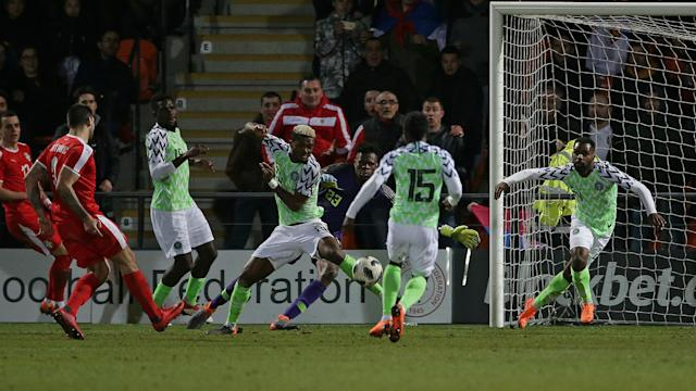 The Super Eagles ended their international break on a sour note, losing to Mladen Krstajic's men on Tuesday evening