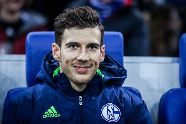The Schalke starlet has been linked with clubs across Europe over the past few months, but Arsenal have yet to make contact