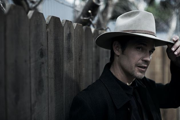Timothy Olyphant as Raylan Givens in 'Justified'