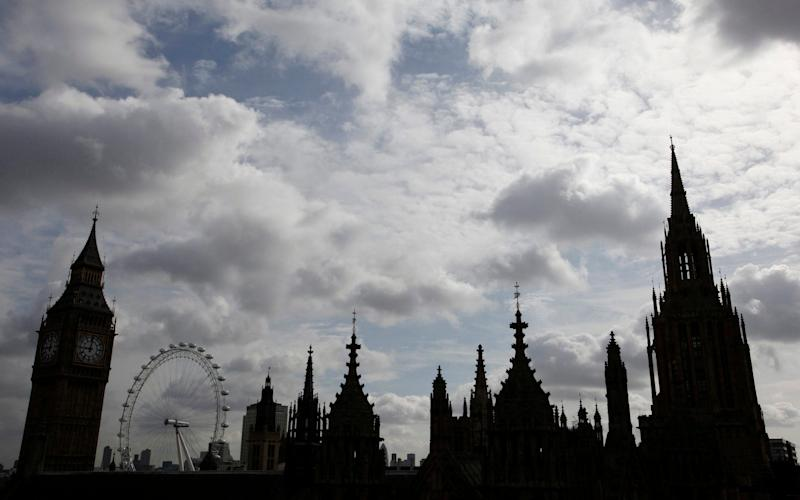 The Houses of Parliament, Big Ben and the London Eye - Reuters