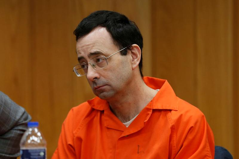 US Gymnast Says Spoke of Nassar Abuse 5 Years Before His Arrest