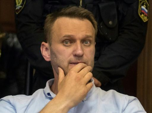 Russian opposition leader Alexei Navalny barred from election bid