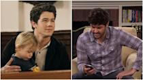 <p>That's right, Nick Jonas was on that Tim Allen show that everyone spent the last eight years side-eyeing. Nick briefly played Kristin's deadbeat boyfriend in season 1 before being replaced by Jordan Masterson—who, let's be clear, looks nothing like him.</p>