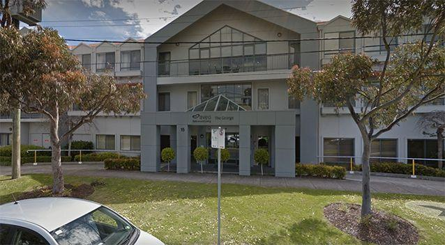 There are claims of mistreatment at Aveo's The George where Ms Jones resides. Photo: Google Maps