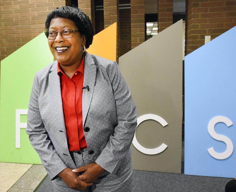 "Wendy Robinson, superintendent of Fort Wayne Community Schools, called it ""morally wrong to turn children into the objects of a business model."""