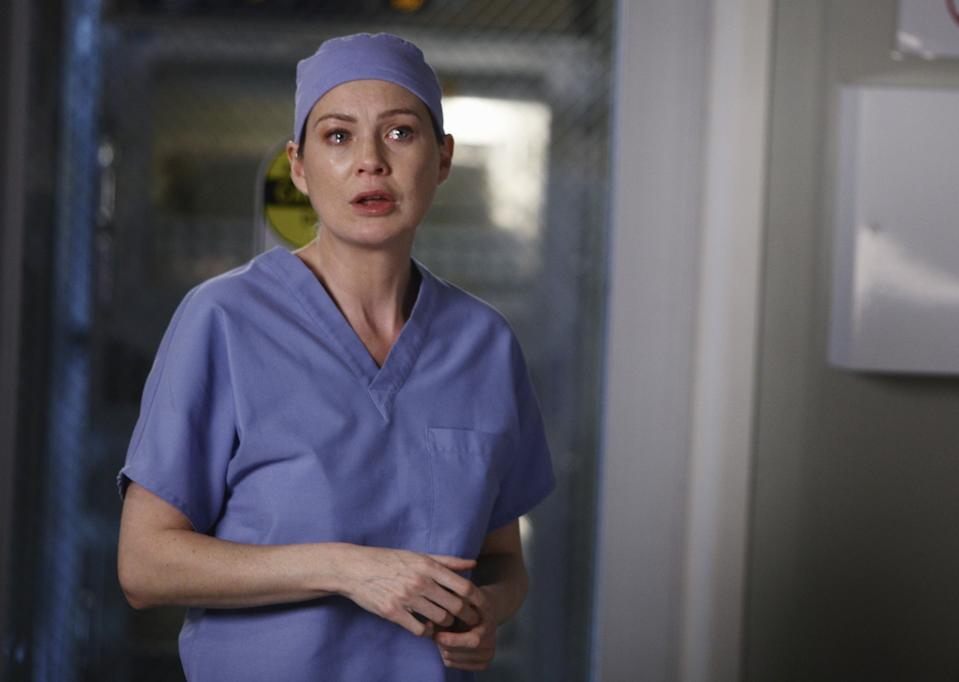 GREY'S ANATOMY - Walt Disney Television via Getty Images's