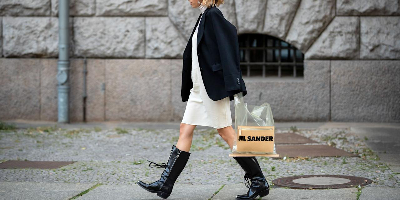 <p>Cowboy, combat, kitten heeled, stark white: boots are trending in all forms this season. And the same goes for the chicest dresses of now, which range from maximalist styles to girly ruffles, midi lengths, and silky separates. Because of the abundance of boot and dress trends ruling the market today, new styling tips and outfit formulas are being played with on our Instagram feeds and the city streets. </p><p>Still unsure of how to master the art of boots and dresses from summer through fall? Get inspired by these 10 chic outfit formulas to try.</p>