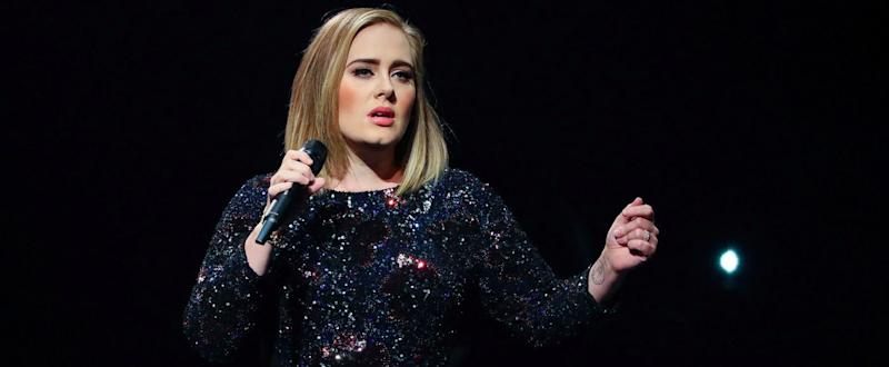 """Adele Dedicates """"Make You Feel My Love"""" to the London Terror Attack Victims"""