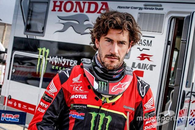 "#12 Joan Barreda, Monster Energy Honda Team <span class=""copyright"">Honda Racing</span>"