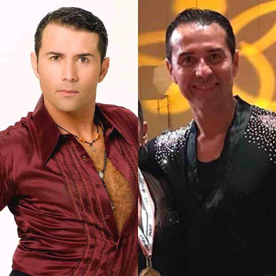 """<p>Fabian was the only new pro on season six in 2008. He was paired with actress Marlee Matlin for his first and last season on the show. Fabian owns a Fred Astaire Dance Studio<a href=""""https://www.instagram.com/p/B2P_DywnDuG/"""" rel=""""nofollow noopener"""" target=""""_blank"""" data-ylk=""""slk:in Birmingham"""" class=""""link rapid-noclick-resp""""> in Birmingham</a>.</p>"""