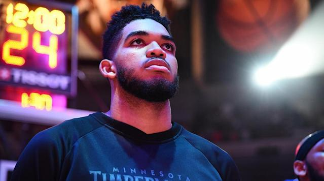 Karl-Anthony Towns: How my father helped me on my ascent to stardom