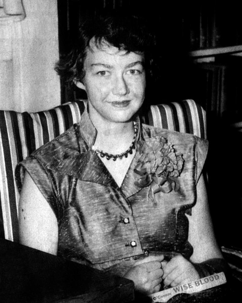 Flannery O'Connor … 'I was enthralled with her.'