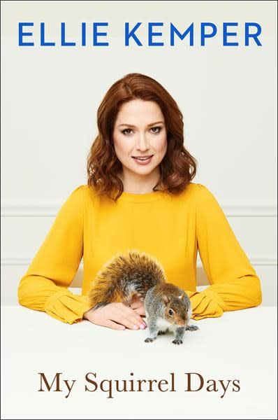 Ellie Kemper endears herself to fans in 'My Squirrel Days'