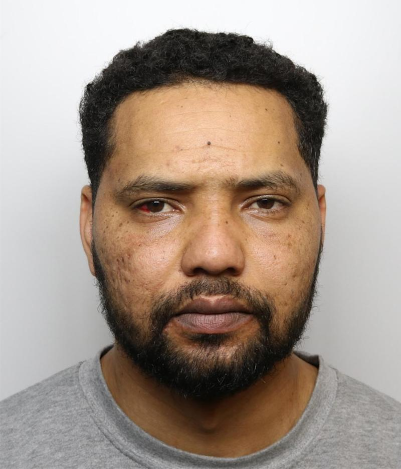 Karar was handed a life sentence, with a minimum of 25 years to be served (WEST YORKSHIRE POLICE)