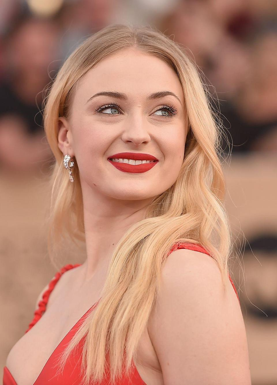 <p>Recently, Sophie Turner has been rocking super blonde hair, which has taken some getting used to for fans who were first introduced to her in <em>Game of Thrones. </em>But—surprise!—blonde is her natural color.</p>