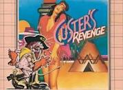 <p><strong>Custer's Revenge: 1982</strong><br>The game depicts a crudely rendered General Custer dodging arrows to reach a naked Native American woman tied to a pole. For surviving, he was allowed to have sex with her, and received points for doing so. This quickly led to controversy regarding whether he was raping her, or if she participated willingly. </p>