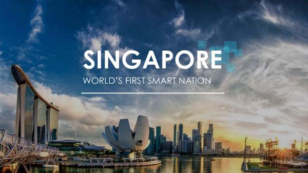 Singapore - the World's First Smart Nation