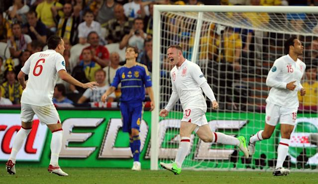 Scores on his return from suspension to seal a 1-0 victory over Ukraine at Euro 2012 (Anthony Devlin/PA)