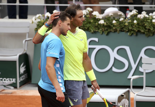The French Open has been postponed due to the coronavirus pandemic and will take place from September 20 to October 4.