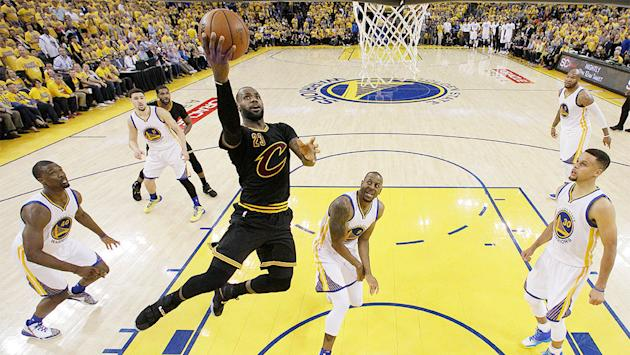 NBA Finals Live Stream: How to Watch Game 7 Online