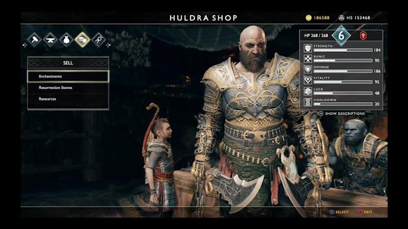 God of War': How To Sell Artifacts and Other Tips For Getting More