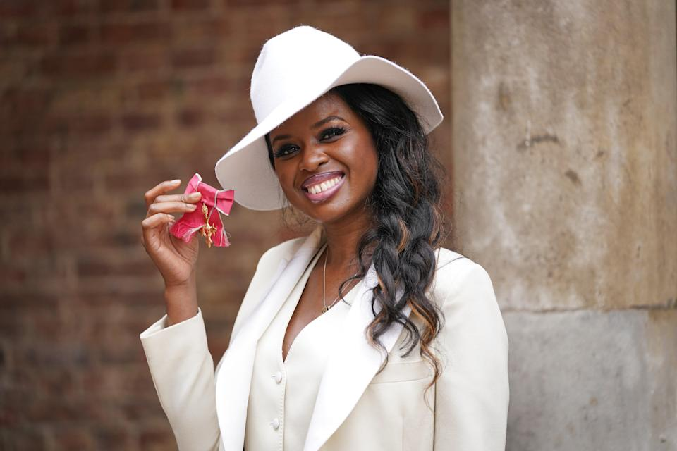 June Sarpong (PA Wire)