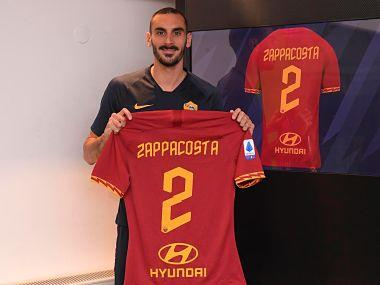Serie A: Roma sign Chelsea defender Davide Zappacosta on loan for six months with option to extend deal until end of season