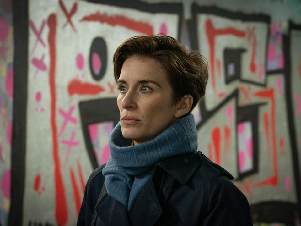Kate Fleming (Vicky McClure) in Line of Duty episode four (BBC/World Productions/Steffan Hill)