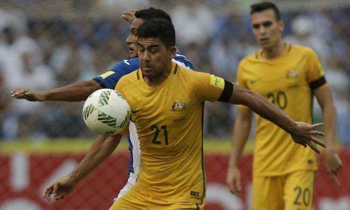 Diamond works for Luongo and Socceroos as Honduras decider looms