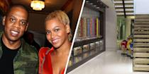 """<p>It's been reported that Beyonce and Jay Z had their eyes set on an <a href=""""https://www.elledecor.com/celebrity-style/celebrity-homes/news/a6905/beyonce-jay-z-beverly-hills-mansion/"""" rel=""""nofollow noopener"""" target=""""_blank"""" data-ylk=""""slk:$85 million Beverly Hills mansion"""" class=""""link rapid-noclick-resp"""">$85 million Beverly Hills mansion</a> that featured a sweet surprise—a candy room. If that's the case, we're pretty sure the superstar couple's three children are in for a treat. </p>"""
