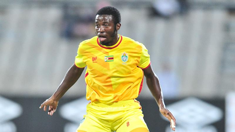 Afcon: Kaizer Chiefs star Khama Biliat named in final Zimbabwe squad