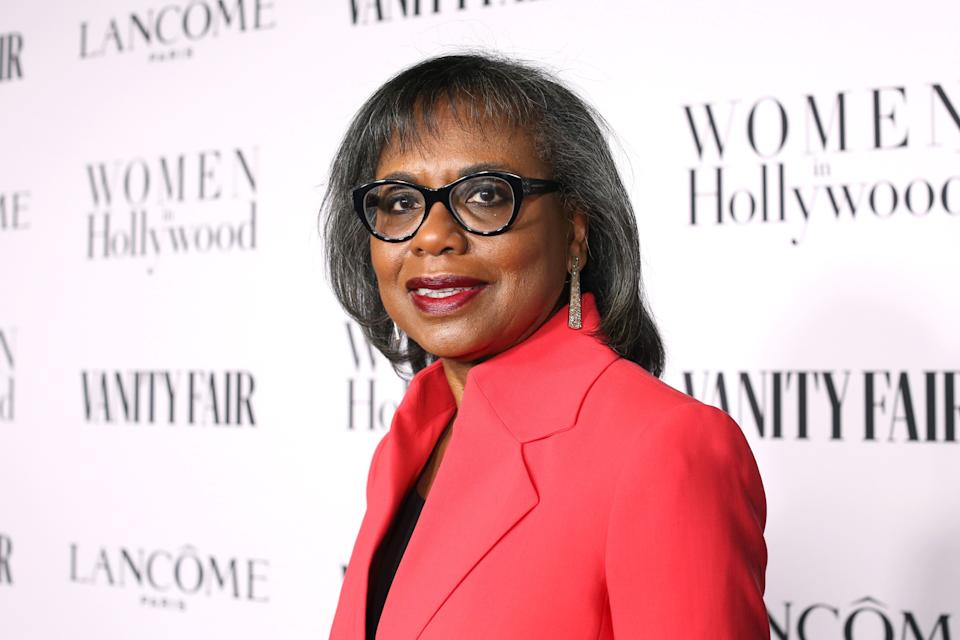 Anita Hill leads the Hollywood Commission for Eliminating Sexual Harassment and Advancing Equality, which plans to create resources based on the findings and recommendations of its recent survey. (Photo: Phillip Faraone via Getty Images)