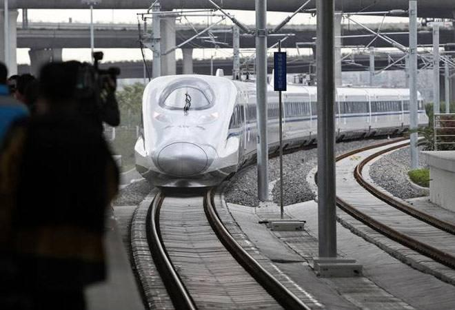 Piyush Goyal's statement came ahead of the ground-breaking ceremony of the  bullet train project which is scheduled to be performed on September 14  by Prime Minister Narendra Modi and his Japanese counterpart Shinzo Abe.