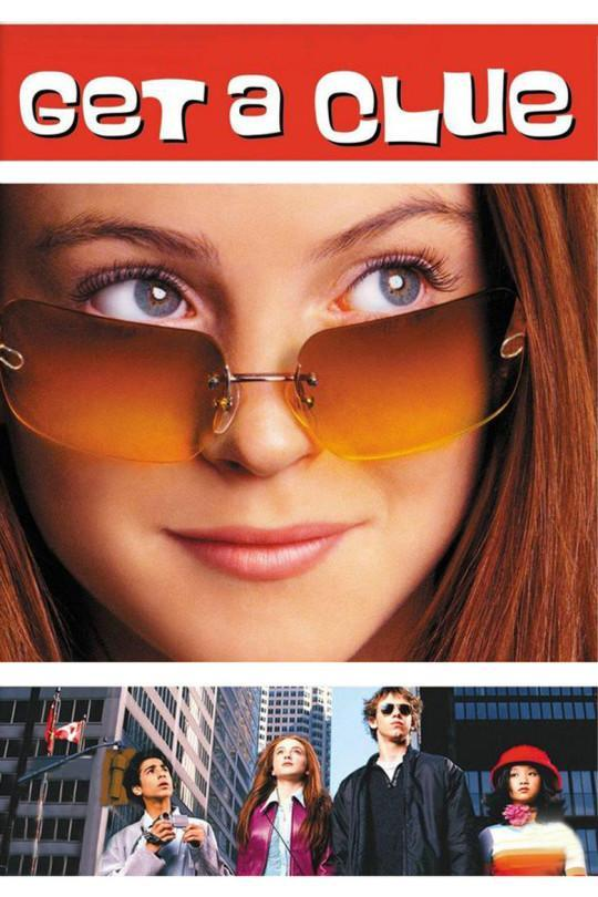 <p>FINALLY, a Lindsay Lohan movie. <em>Get a Clue</em> is about a glamorous high school student (Lohan) who teams up with a bunch of mouth-breathing untouchables in order to find their missing teacher. Fun fact: This film contains one of the most gruesome corpse disposal scenes in Disney history. <em>(Credit: Disney Channel)</em> </p>