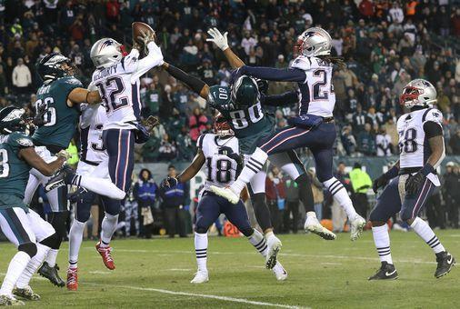Patriots-Eagles a delivered a big win for CBS, Channel 4