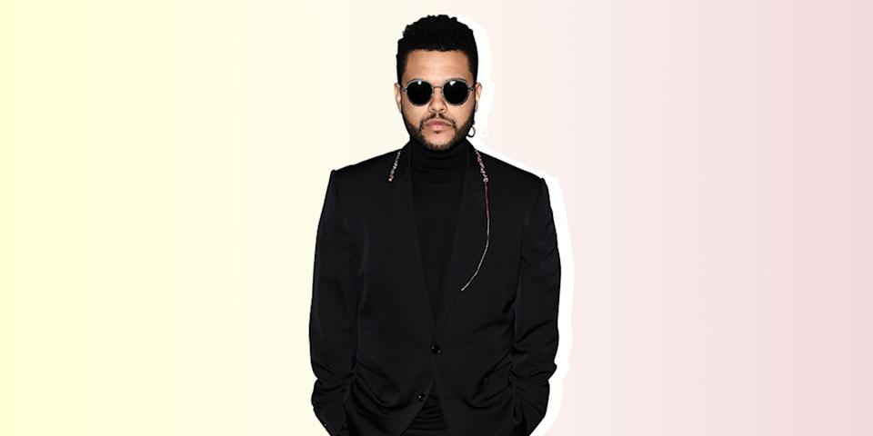 "<p class=""body-dropcap"">In the months leading up to the official release of <em>After Hours</em>, <a href=""https://www.esquire.com/entertainment/music/a33611152/the-weeknd-abel-tesfaye-after-hours-interview-2020/"" rel=""nofollow noopener"" target=""_blank"" data-ylk=""slk:The Weeknd'"" class=""link rapid-noclick-resp"">The Weeknd'</a>s fourth studio album, the Canadian singer born Abel Tesfaye debuted a dramatic new look. We first saw it in late 2019, when the pop star put in an appearance at the Toronto Film Festival sporting a mustache that inspired memes (and some truly excellent bachata <a href=""https://www.youtube.com/watch?v=VaabYpBZpw4"" rel=""nofollow noopener"" target=""_blank"" data-ylk=""slk:remixes"" class=""link rapid-noclick-resp"">remixes</a>) online, and in anticipation of the album's release he dialed the '80s inspiration up a notch. Later, when Tesfaye made the late show rounds in early 2020 to perform a medley of chart-topping singles, he started turning up in an outfit intended to mark a shift in The Weeknd's aesthetic identity, a stylistic evolution of the character that lives within the richly-textured XO universe he's carefully built out since the start of his career. </p><p>The <em>After Hours</em> persona Tesfaye introduced—a bruised, bloodied degenerate stumbling through the streets in a strong-shouldered crimson blazer, black shirt, black tie, and precisely-cut black trousers—played into the album's overarching cinematic narrative and slick, sometimes ominous sound. But it also riffed on a uniform that's long been a crucial component of Tesfaye's personal style. The singer's been wearing variations of the almost-all-black fit for years, and, as with any of his signature fluttery vocal flourishes, when he puts his effort into perfecting an element of his identity he tends to deliver—big time. </p><p>With his penchant for boxy, slightly oversized jackets, slim jeans, sleek high-tops, and leather combat boots, Tesfaye has long used his wardrobe (almost always involving head-to-toe black) to help augment the brooding, darkly sexy public persona he's cultivated as The Weeknd. At awards shows he doesn't stray too far from his comfort zone, opting instead to keep it classic in trim tailoring—heavy on the black, naturally—that always looks event-appropriate. There's something to be said (there is, in fact, a lot to be said) for finding what works for you and then sticking to it, and taken in the context of his previous personae, the singer's <em>After Hours </em>uniform is a decidedly excellent continuation of an aesthetic he's spent years refining. </p><p>In light of Tesfaye's recent turn as an Esquire <a href=""https://www.esquire.com/entertainment/music/a33611152/the-weeknd-abel-tesfaye-after-hours-interview-2020/"" rel=""nofollow noopener"" target=""_blank"" data-ylk=""slk:cover star"" class=""link rapid-noclick-resp"">cover star</a>, we thought it only fitting to pay tribute to his masterful commitment to monochromatic dressing by taking a look back at some of his best blacked-out fits, courtesy of the musician and often delightfully absurdist <a href=""https://twitter.com/theweeknd/status/219203346844745728?lang=en"" rel=""nofollow noopener"" target=""_blank"" data-ylk=""slk:tweeter"" class=""link rapid-noclick-resp"">tweeter</a> who remains, as Allison P. Davis aptly dubbed him, the ""modern bard of our most fucked-up times.""</p>"