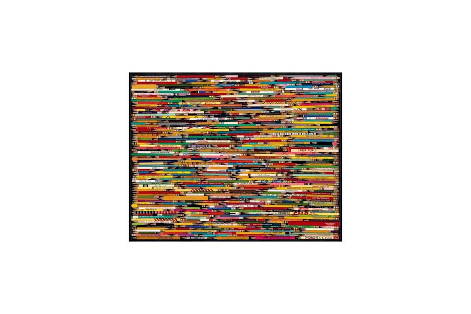"$16, Amazon. <a href=""https://www.amazon.com/White-Mountain-Puzzles-Pencil-Collage/dp/B00466IF24"" rel=""nofollow noopener"" target=""_blank"" data-ylk=""slk:Get it now!"" class=""link rapid-noclick-resp"">Get it now!</a>"
