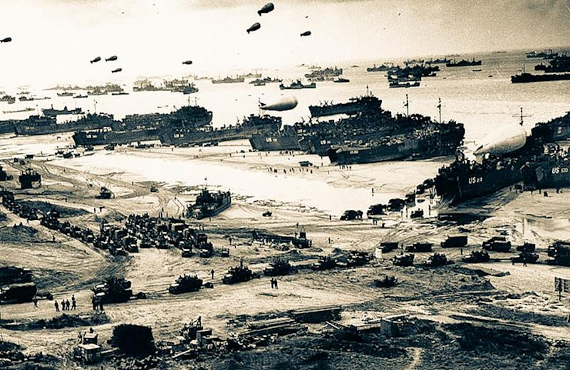 D Day Normandy June 6 1944 30