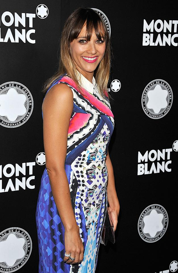 "<p class=""MsoNormal"">Quincy's daughter -- and ""Parks and Recreation"" star -- Rashida Jones was on hand to celebrate her dad's achievements. The proud daughter even got to introduce him before he accepted his award. (10/2/12)</p>"