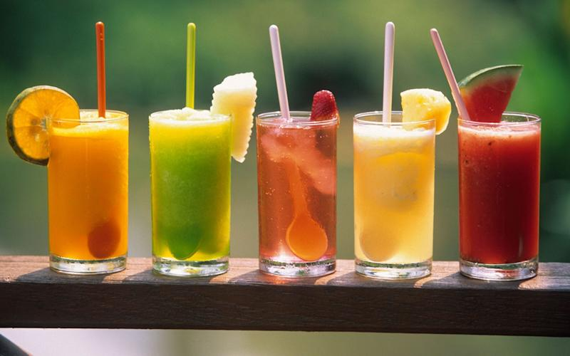 Sadly, the best juices are not always the nicest. - © PhotoCuisine RM / Alamy Stock Photo