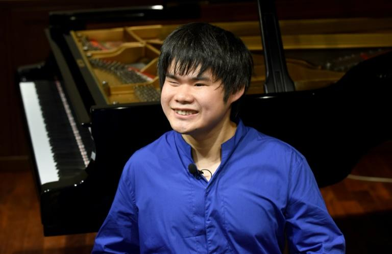 Tsujii cites Chopin, Beethoven, Debussy and Ravel as major influences