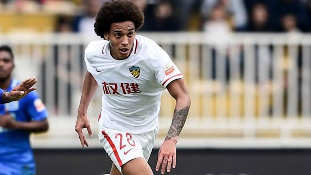 <p><strong>Alternative options: Eran Zahavi, Gervinho and Oscar</strong></p> <br><p>A hugely talented midfielder, Axel Witsel rejected the option of finally moving to one of Europe's top five leagues when he signed for Tianjin Quanjian in January, as part of a multi million pound move from Zenit Saint Petersburg. </p> <br><p>At just 28-years-old the Belgian international still has time to make a return to more competitive football though. </p>