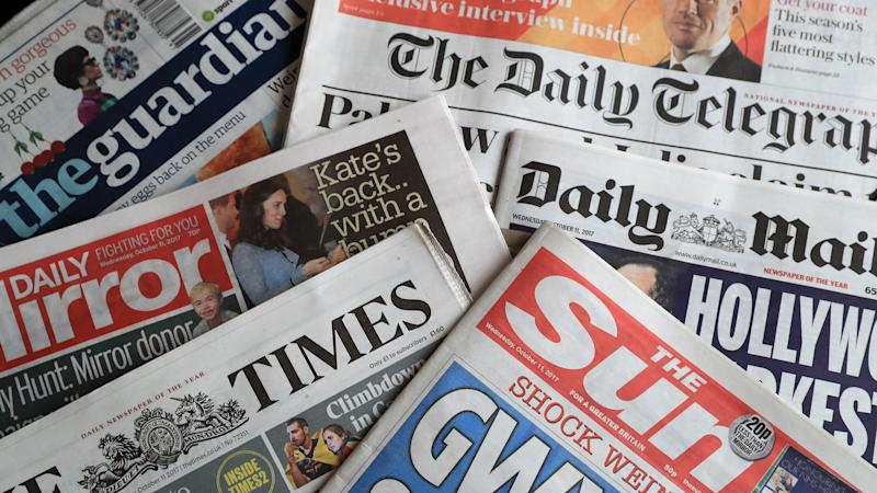 What the papers say – March 27