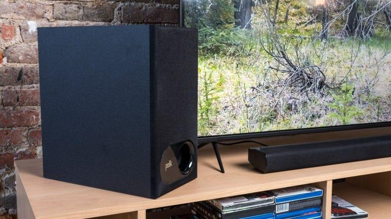 The Polk Audio Signa S2 is our best value soundbar right now.