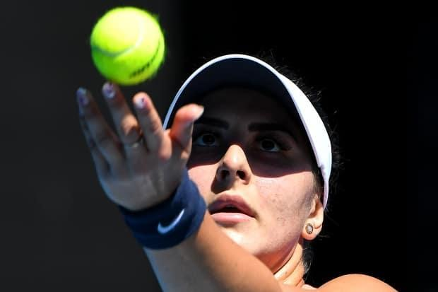 Canada's Bianca Andreescu returned to tennis at the Australian Open after a 16-month layoff, but lasted just two matches, plus another four at a follow-up tournament. But her setbacks aren't necessarily cause for concern. (Paul Crock/AFP via Getty Images - image credit)
