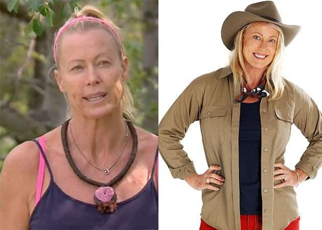 Former swimmer Lisa Curry has lost 9kg. Source: Channel 10