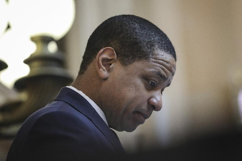 Virginia's Lieutenant Governor Justin Fairfax faces sexual misconduct allegations from two women