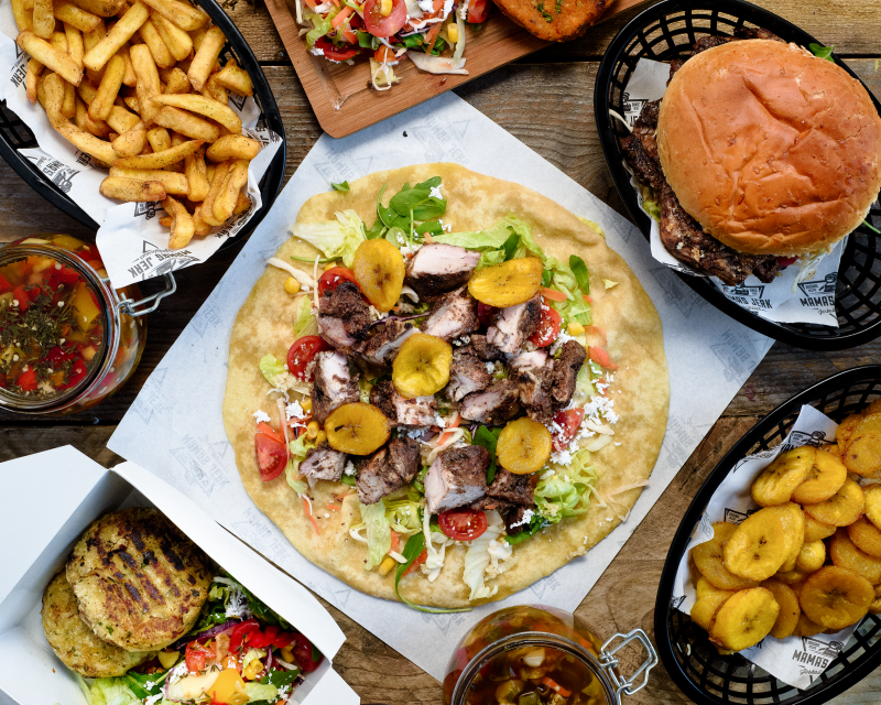 "<p><a class=""body-btn-link"" href=""https://mamasjerk.com/"" target=""_blank"">VISIT</a></p><p>""I think the black pound initiative is a fantastic idea,"" says Adrian Luckie, owner of beloved Brixton/Deptford street food joint Mama's Jerk, which recently reopened its doors. ""The money will help reinvigorate and support black owned businesses in this current climate."" Luckie's success is built upon his late nan Mama Charlotte's secret recipe for jerk barbecue marinade, but lockdown has impacted sales by nearly 70 per cent. The menu has changed but the food is as delicious as ever, and the restaurant has now diversified into selling products online too (including Mama's Jerk Sauce). </p><p>Pop Brixton: Mamas Jerk, Brixton Station Road, SW9 8PQ</p><p>Deptford Market Yard. Arch 10, SE8 4NS</p><p>Mama's Jerk at Wharf Kitchen, Lower Mall -2 Jubilee Place, Canary Wharf, E14 5NY</p>"