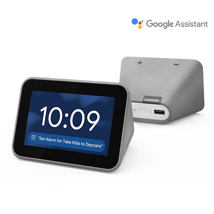 Lenovo Smart Clock with Google Assistant (Walmart / Walmart)