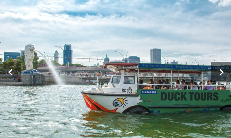 PHOTO: TripAdvisor. Duck Tour